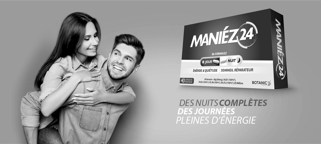 Maniéz 24®